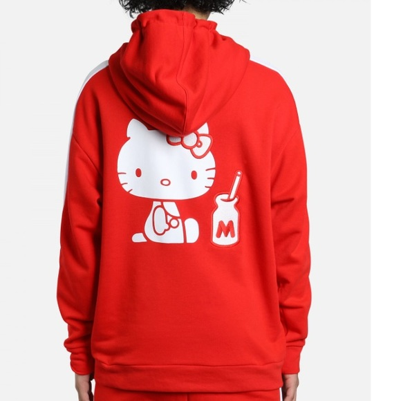 Puma x Hello Kitty Hoodie (Size Medium)